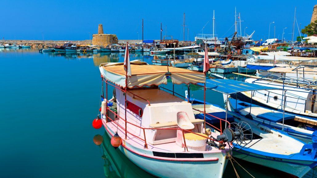 Cipru, Port