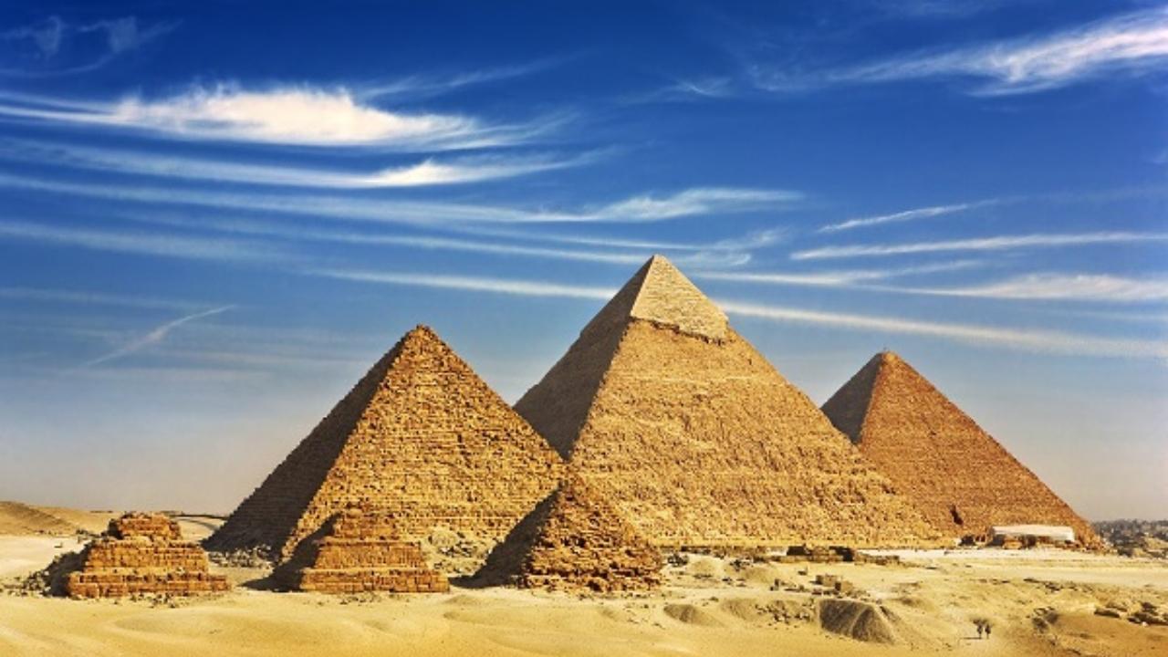 Cairo piramide