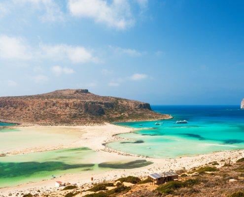 Creta Chania island