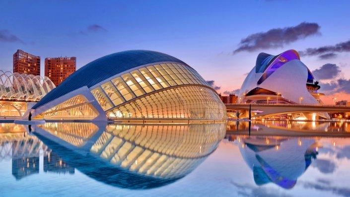 ciudad artes y ciencias valencia 1