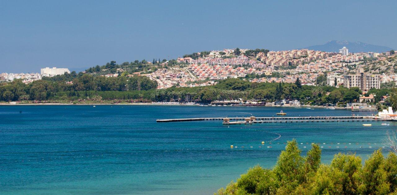 didim beach view 1