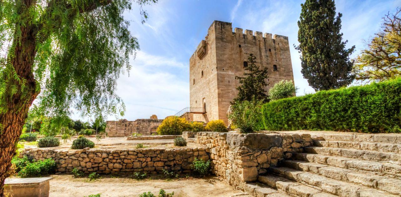 Castelul Kolossi Larnaca
