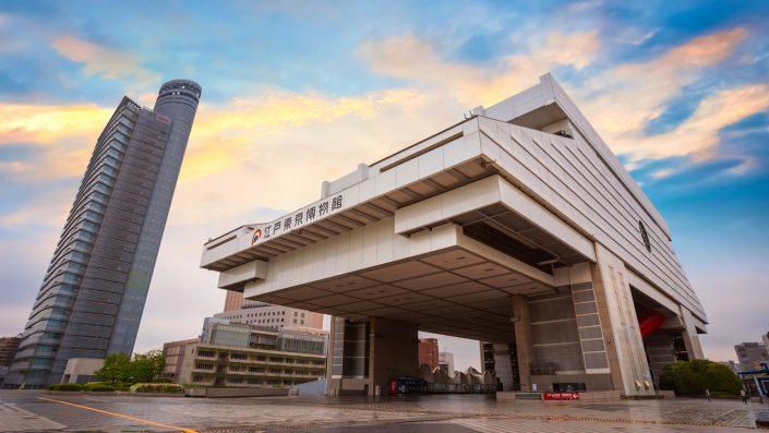 Edo Tokyo Museum Tokyo Japonia