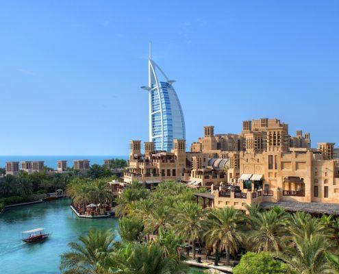 Madinat Jumeirah Burj al Arab Dubai