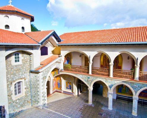 Manastirea Kykkos Cipru