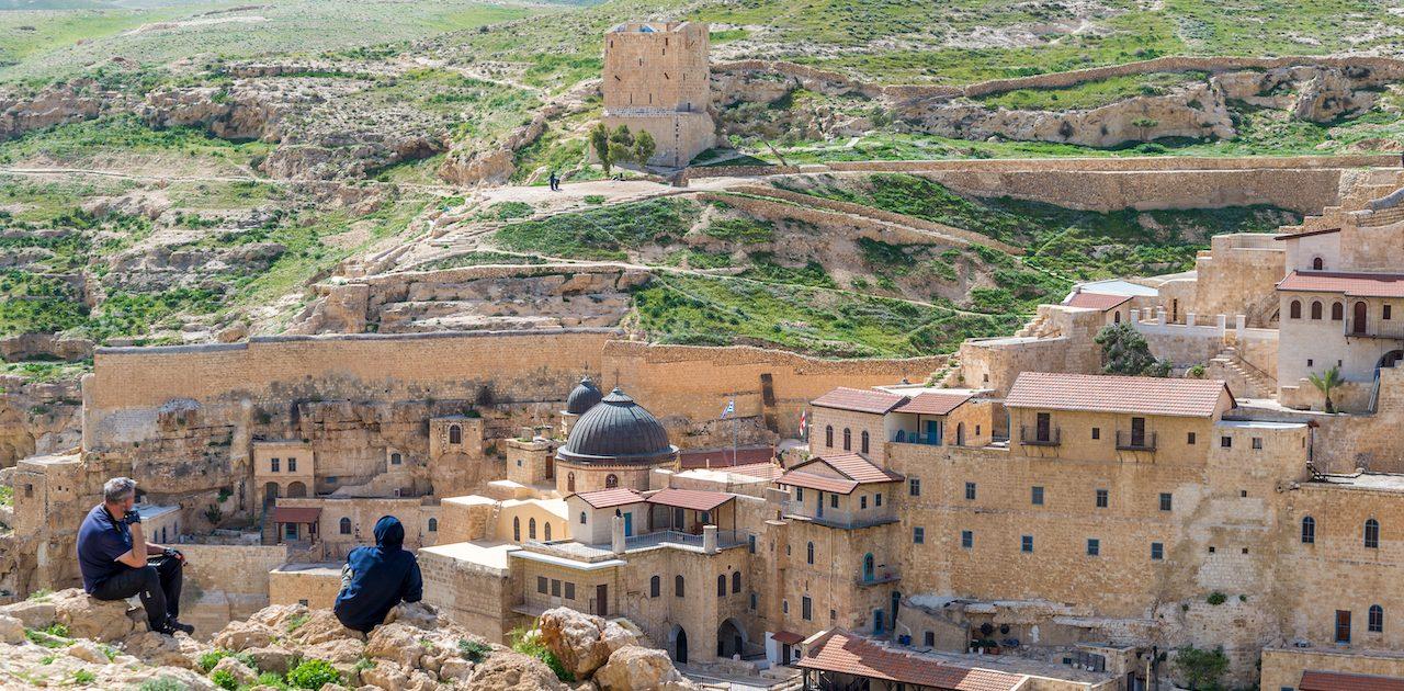 Manastirea Sfantul Sava Israel