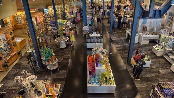Muzeul Sticlei din Corning, Corning, USA, tur America și Canada