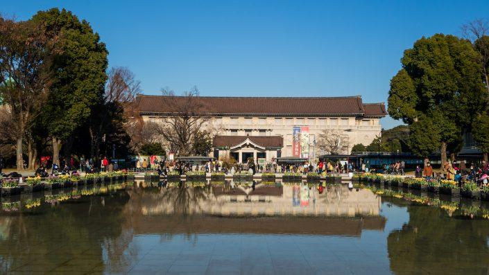 Muzeul de Istorie din Tokyo, Japonia