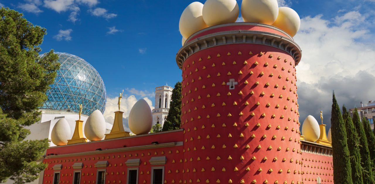 Muzeul lui Salvador Dali Spania