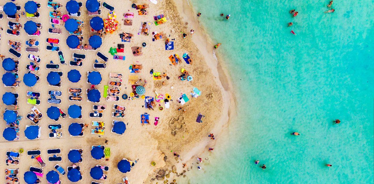 Plaja Nissi Larnaca