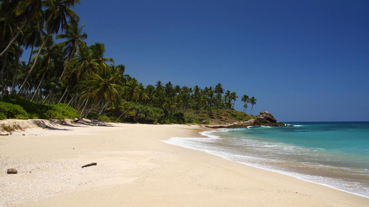 Plaja Wadduwa, Sri Lanka