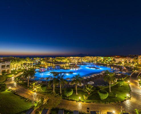 Rixos, Sharm el Sheik, from above