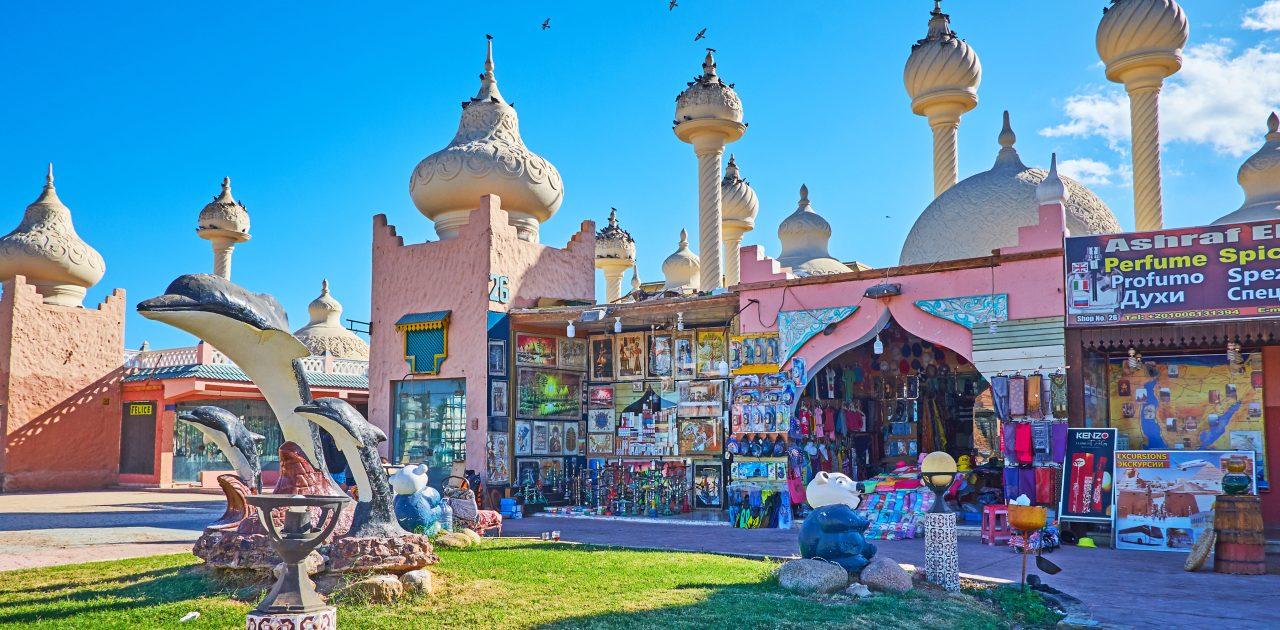 Sharm el Sheikh bazar