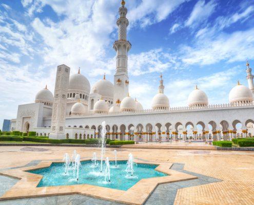 Sheikh Zayed Abu Dhabi