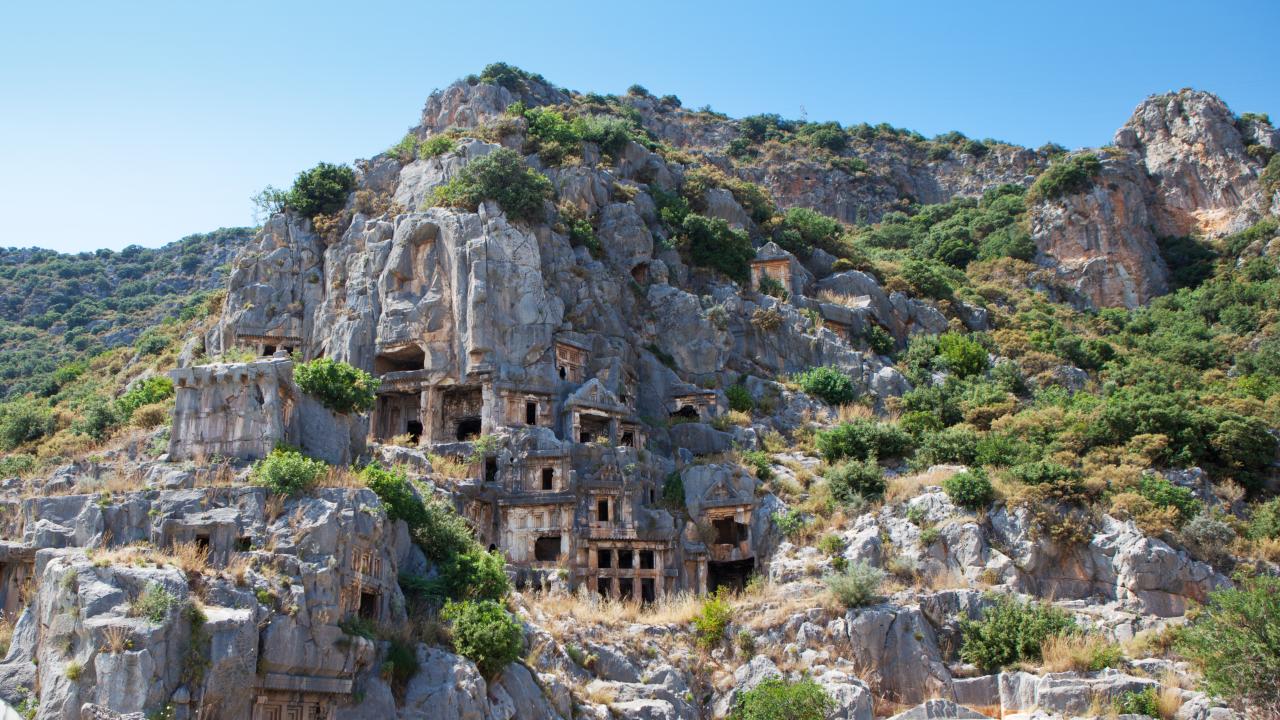 Myra Demre Antalya Revelion 2022