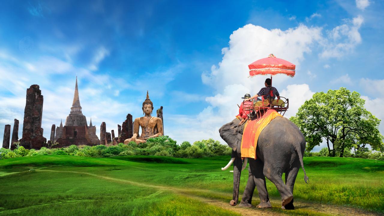 Thailanda Revelion 2020