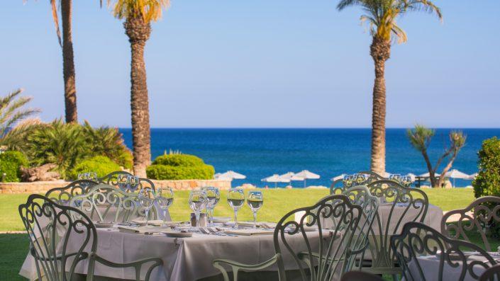 307 Symposium Restaurant Terrace Rodos Palladium