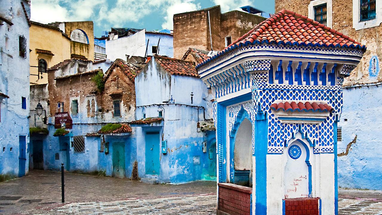Fez City Marocco