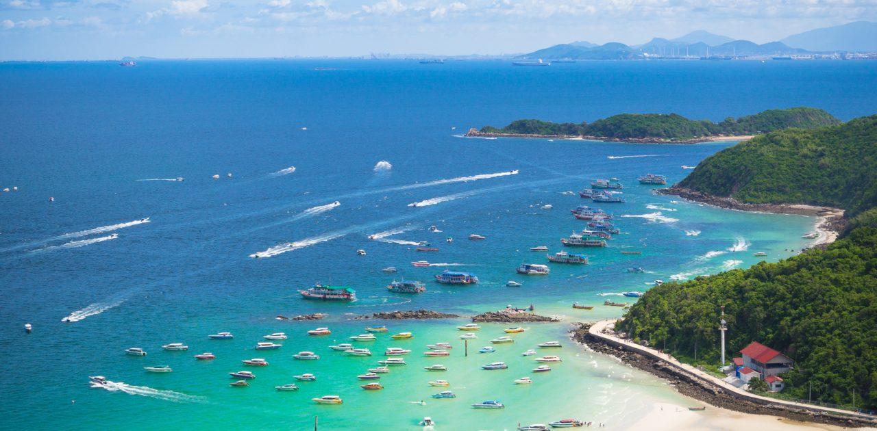 Koh Lan Thailanda Revelion, vacanta Thailanda