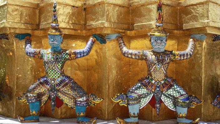 Marele Palat Bangkok, Thailanda Revelion 2020