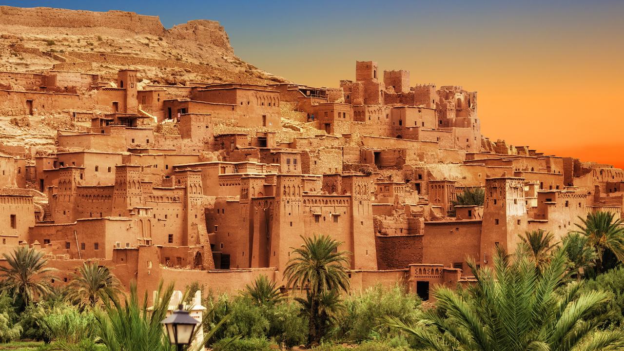 Ouarzazate Marocco