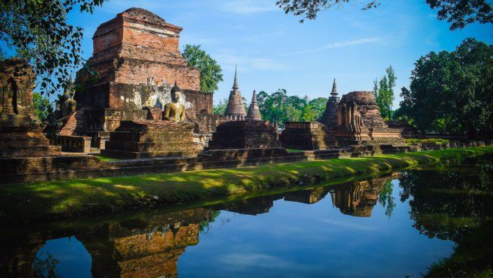Sukhothai Thailanda