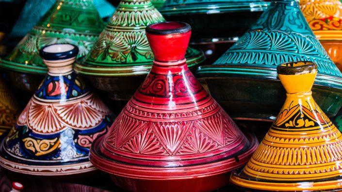 marocul de ceramică tradițional Maroc