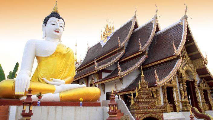 templu Thailanda Revelion 2020