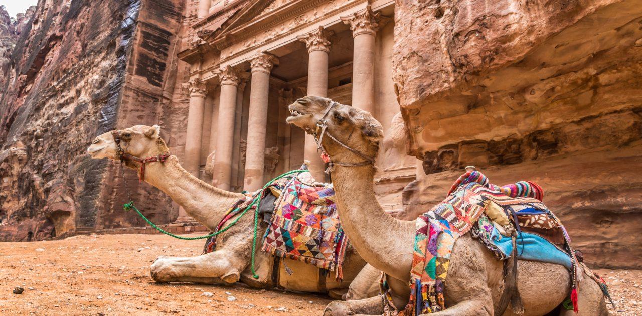 Petra, Iordania Paște 2020