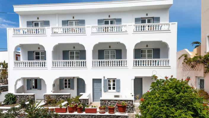 Avraki Hotel exterior 1