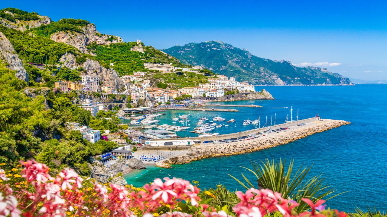 Coasta Amalfitana 3