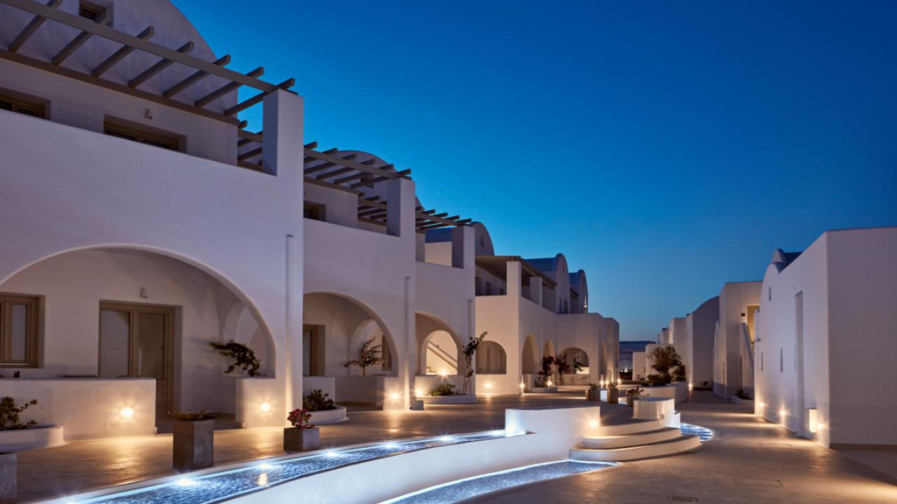 Costa Grand Resort and Spa ansamblu amurg