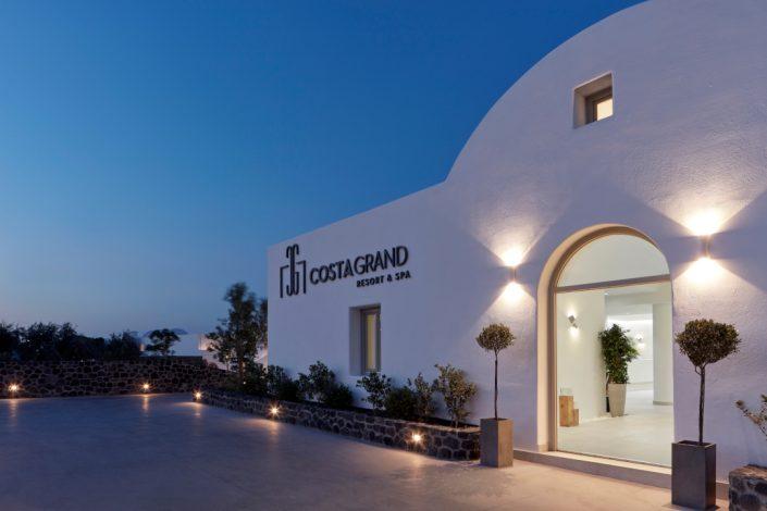 Costa Grand Resort and Spa clădire fațadă