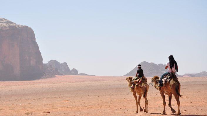 Desertul Wadi Rum