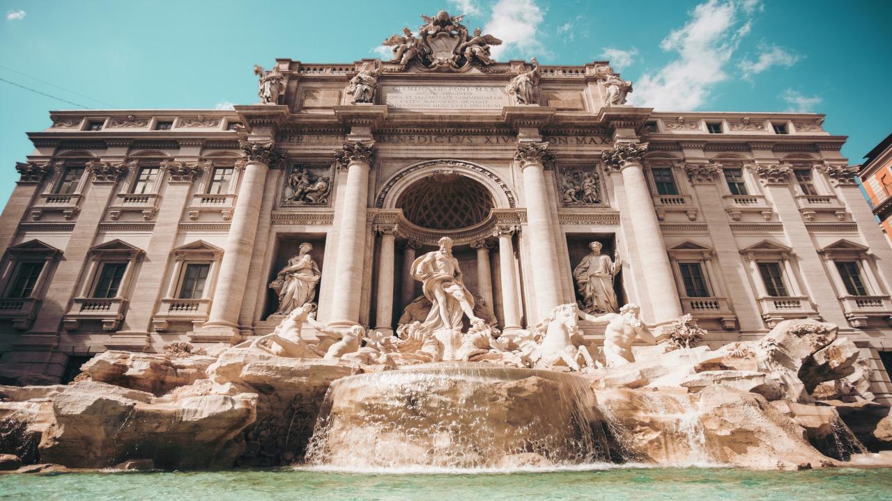 Fântâna Trevi Roma