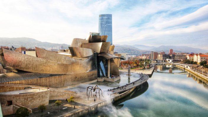 Muzeul Guggenheim de Bilbao, Cantabria