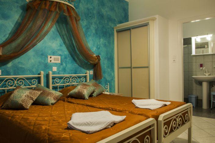 Polydefkis Apartments cameră