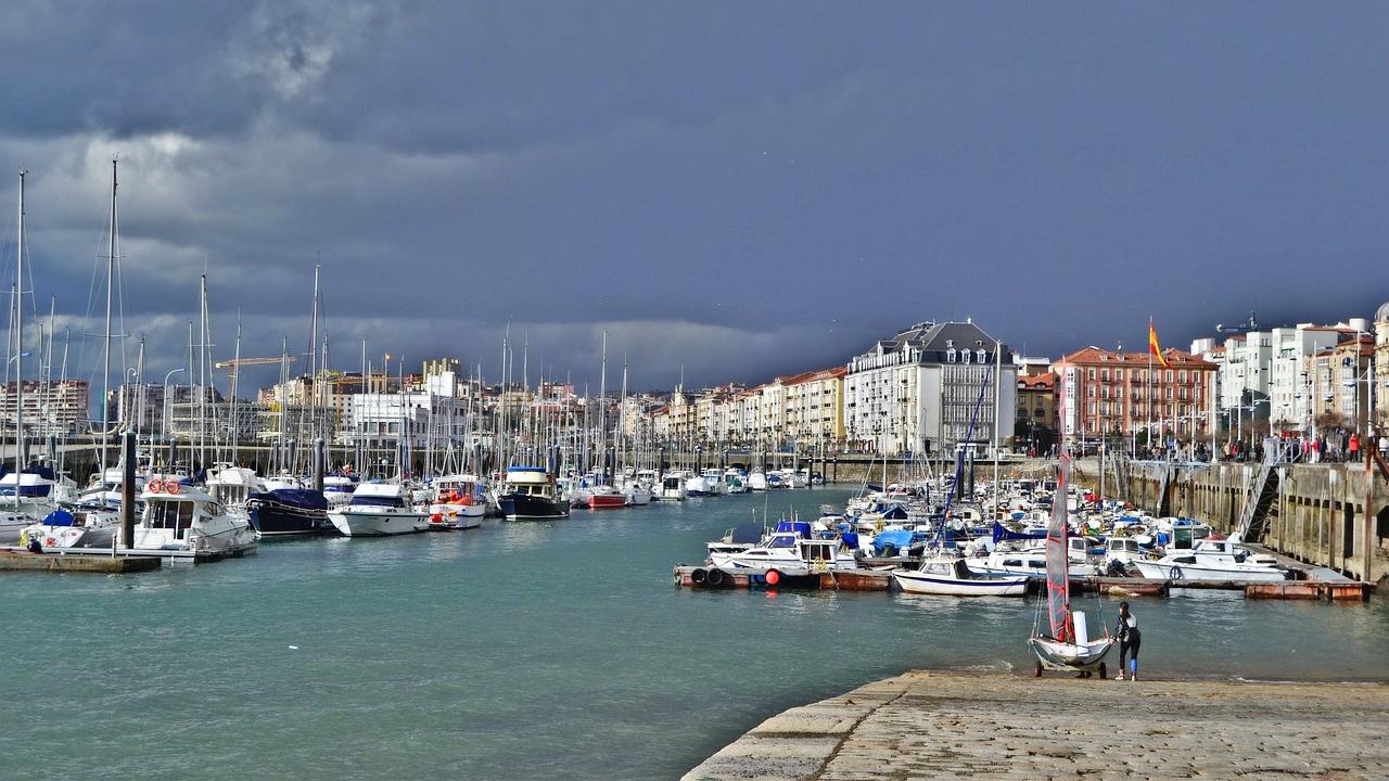 Port Santander, Cantabria