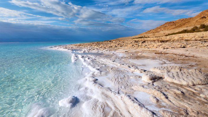 Marea Moarta Iordania Paște 2020