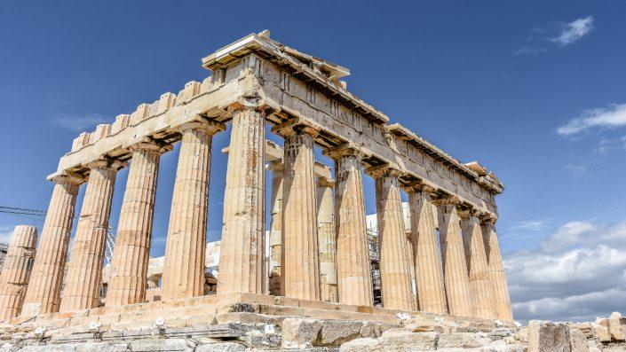 Acropolis revelion