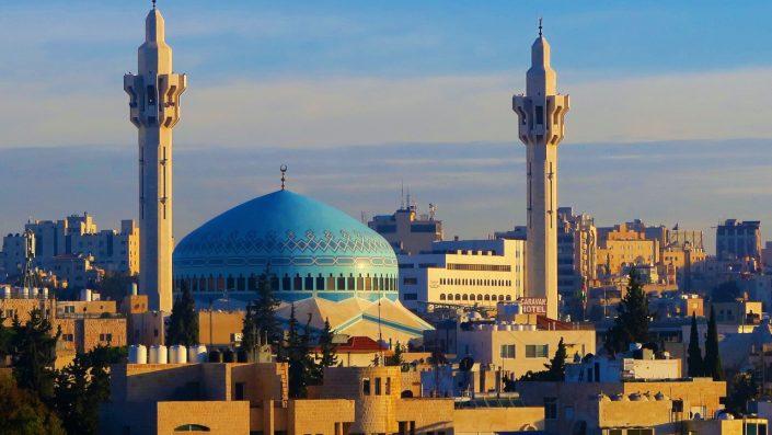 Amman, Iordania Paște 2020