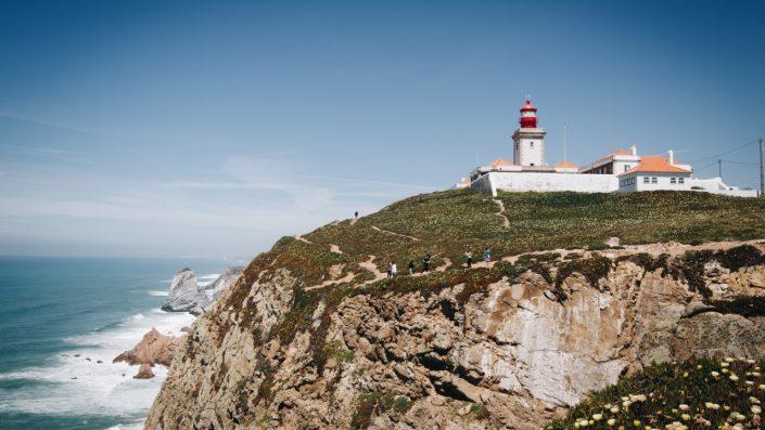 Cabo da Roca Lisabona vara