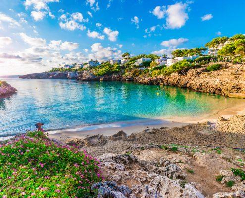 Costa Brava, Spania, Beach
