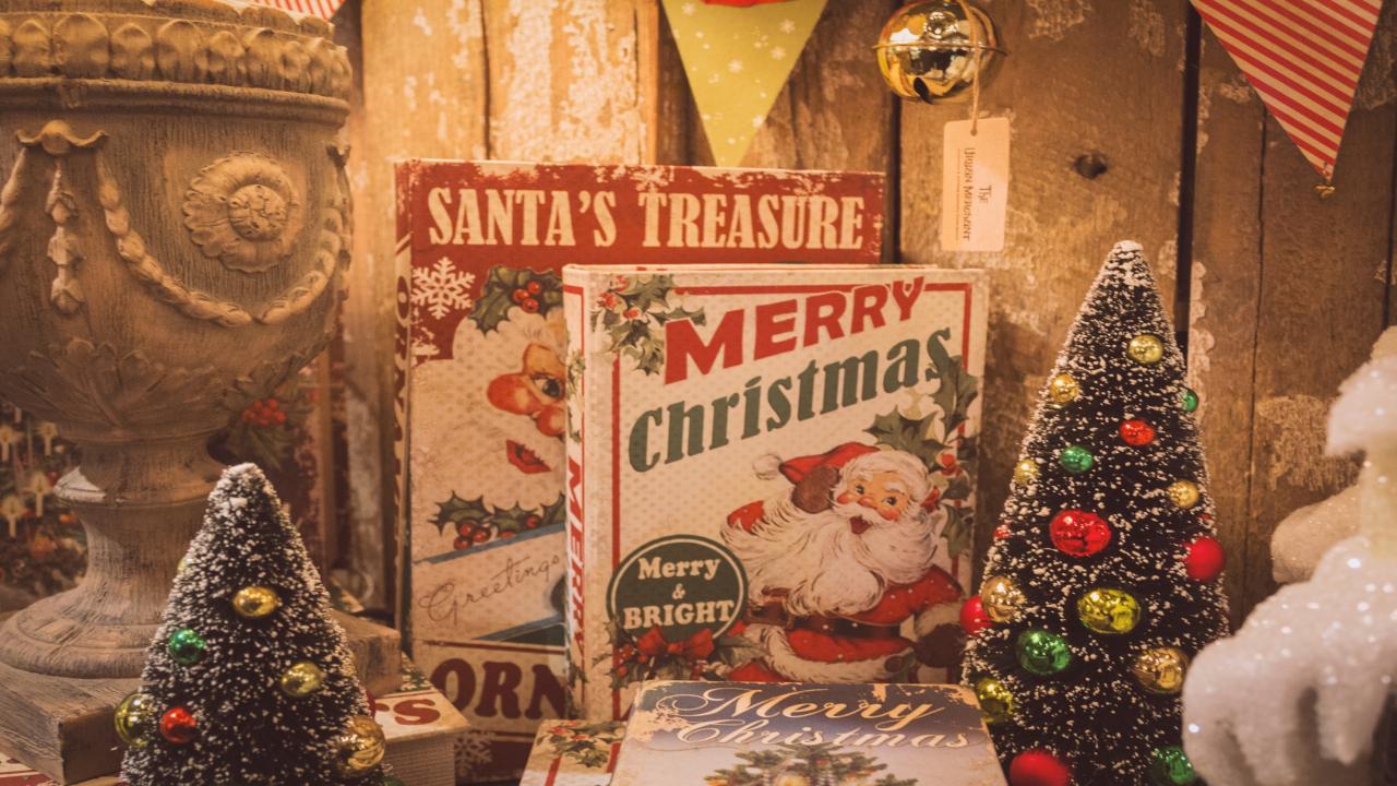 Crăciun în New York