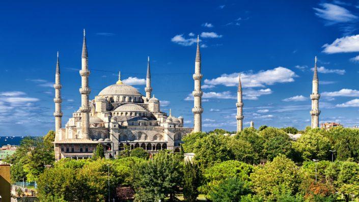 Moschee în Turcia