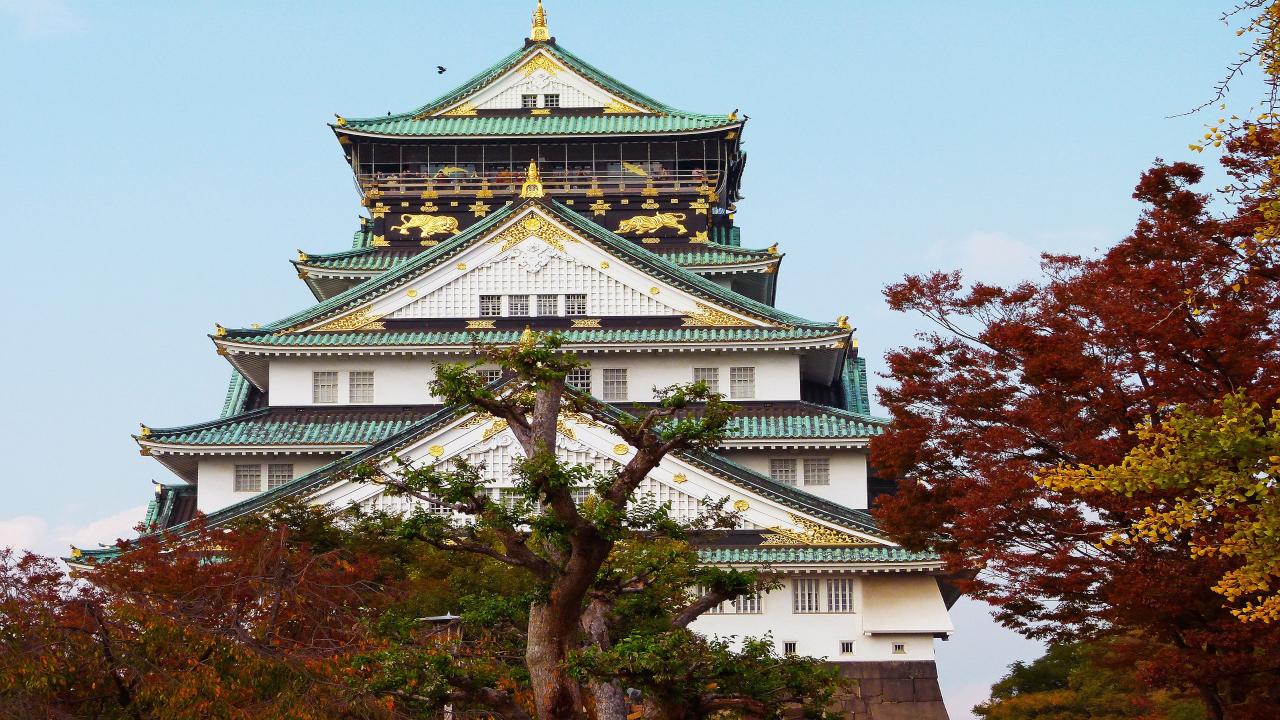 Osaka Castel