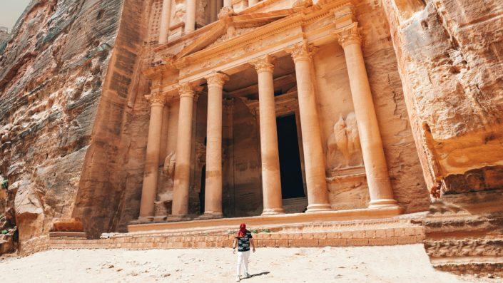 Petra Iordania Paște 2020