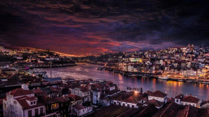 Porto oraș