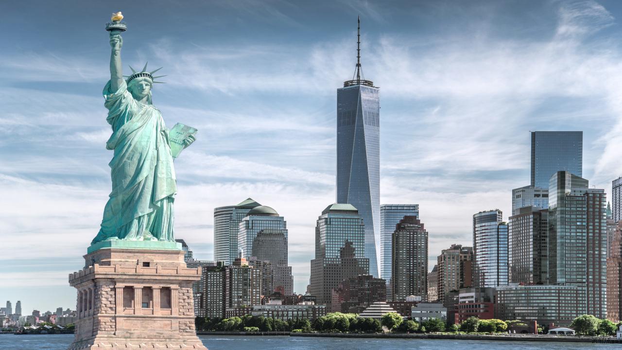 Statuia Libertății New York