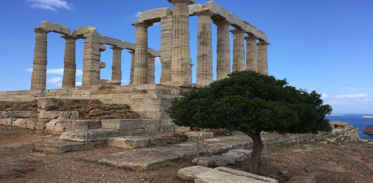 Templul lui Poseidon Cap Sounion